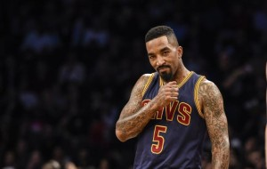 J.R. Smith will be needed more than ever after Iman Shumpert's injury.