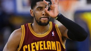 Kyrie Irving and the Cavaliers are focused on the big picture.