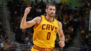 """Kevin Love is in the best shape of his career, and will give Cavs fans the """"stretch four"""" they have long coveted."""