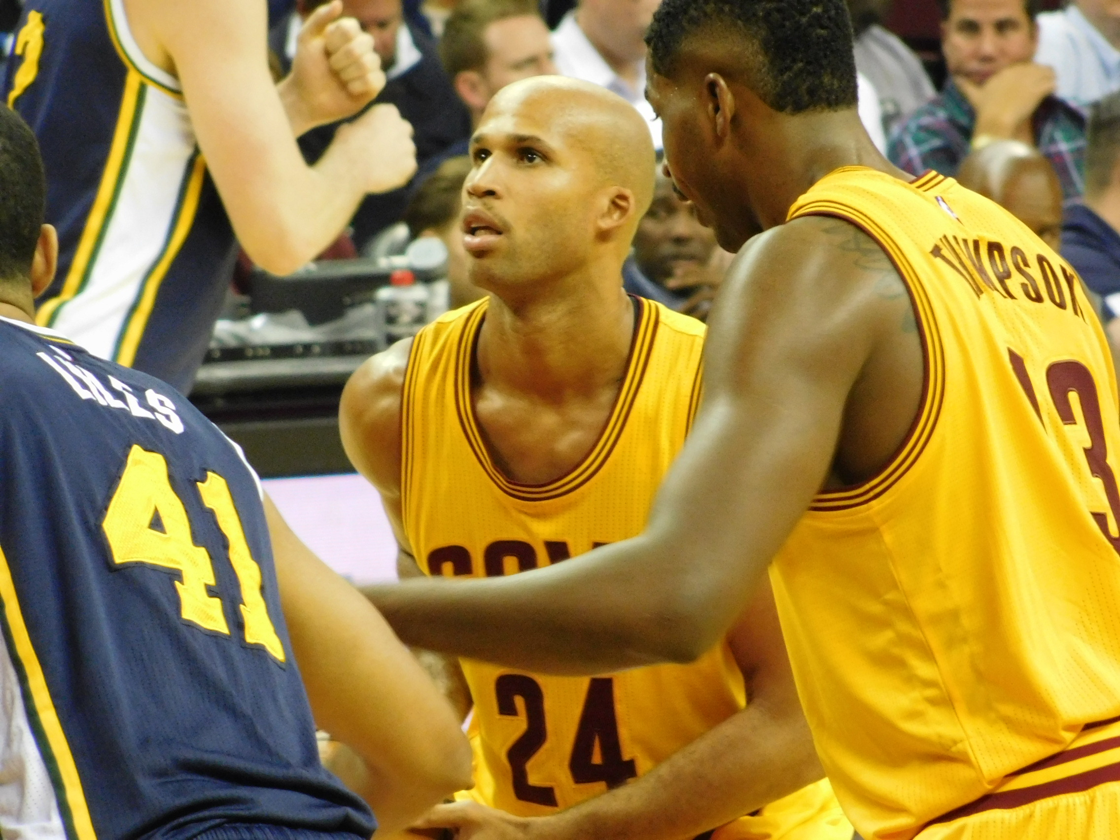 Cavs Richard Jefferson