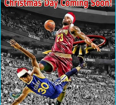 Listen to Christmas Day Preview Show: Cavs-Warriors