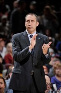 Cavaliers coach David Blatt loved how his team moved the ball against Orlando.