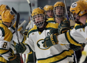 st. edward hockey