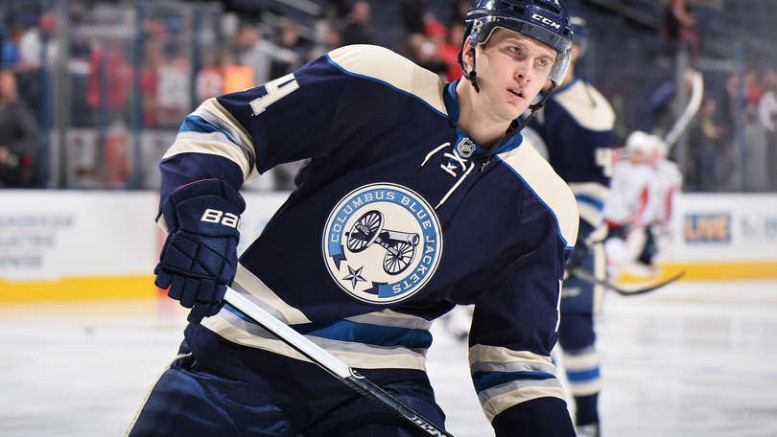 Lake Erie Monsters Justin Falk Added to Columbus Blue Jackets ...