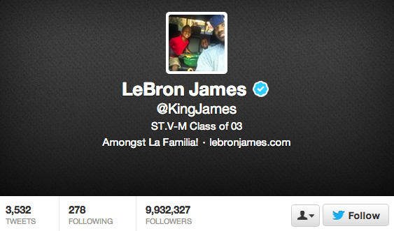 LeBron James Unfollows the Cleveland Cavaliers Twitter and Instagram  Accounts a64c78943