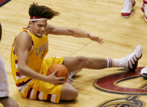 Anderson Varejao flopped his way to millions and millions of dollars.