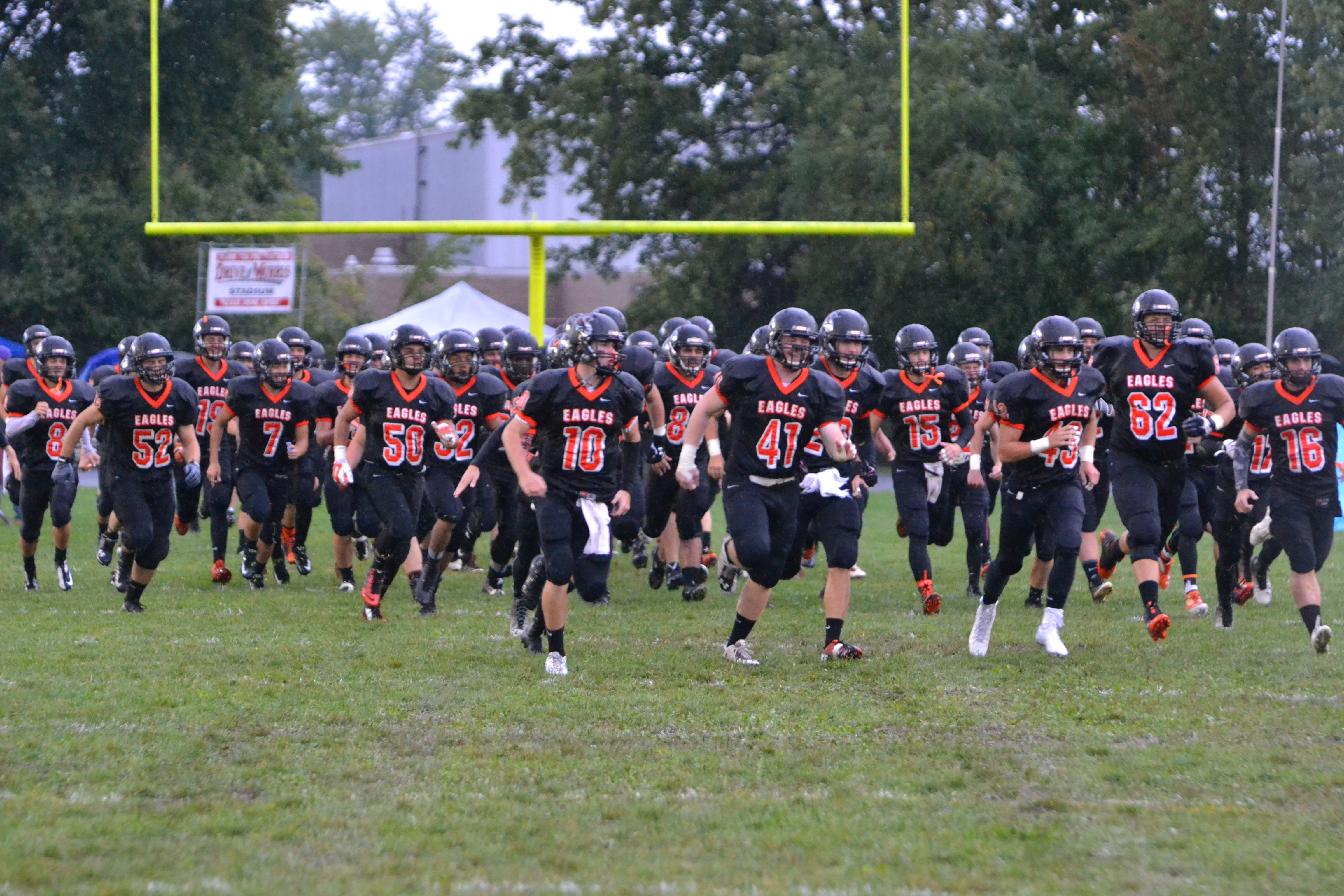 9326fb88 NEOSI High School Football preview: North Olmsted Eagles