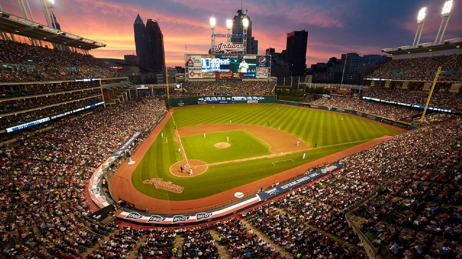 baseball stadiums essay
