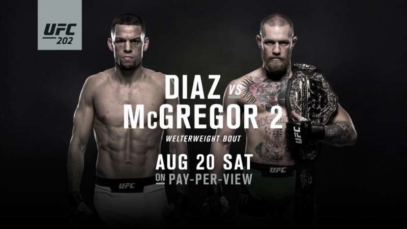 Conor Mcgregor Wallpaper Black And White: McGregor Tops Diaz In Five-Round Classic To Finish A
