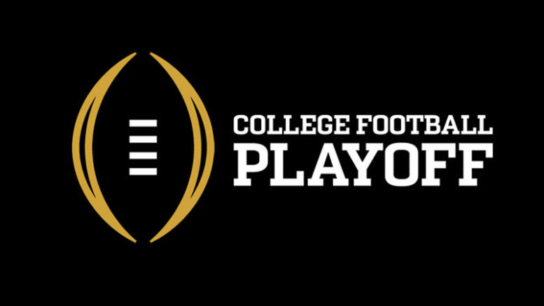 college sports rankings who is in the college football playoffs