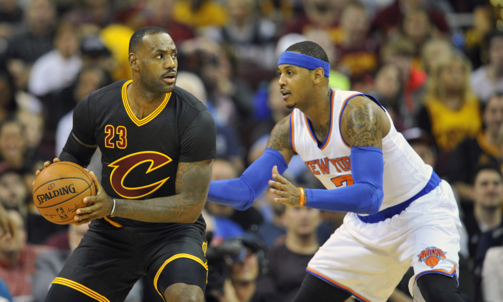 watch 83d38 8e633 Cavaliers - Knicks Game Day Notes