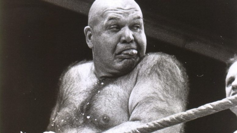 [Image: George-the-animal-Steele-4-777x437.jpg]