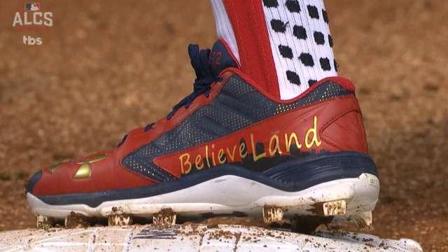 "d5ba65b7d771 Francisco Lindor Signed as ""Global Face"" of New Balance Baseball Cleats"