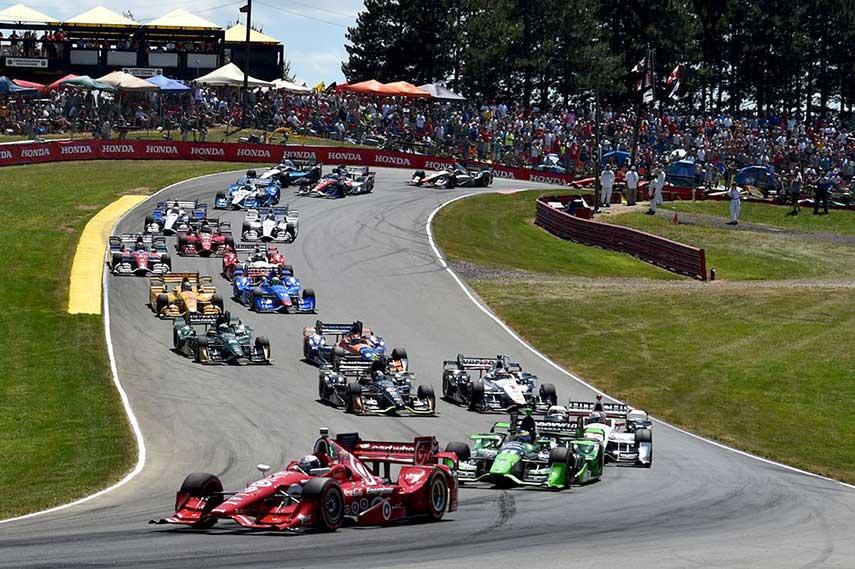 Racing Calendar May : Weekend racing schedule may th through