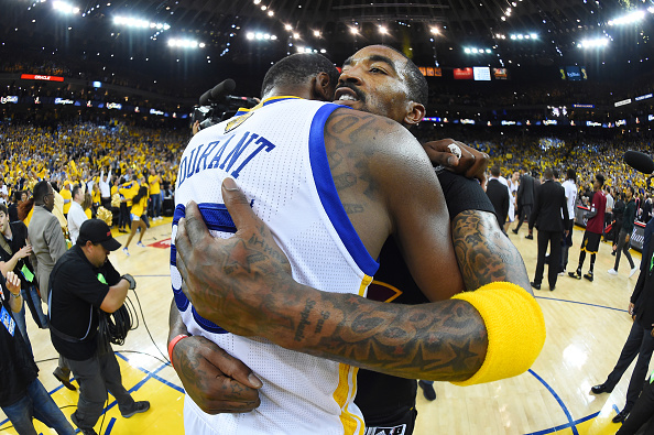 JR Smith did what he could to keep the Cavs alive last night in game five  of the NBA Finals ed4db32a8