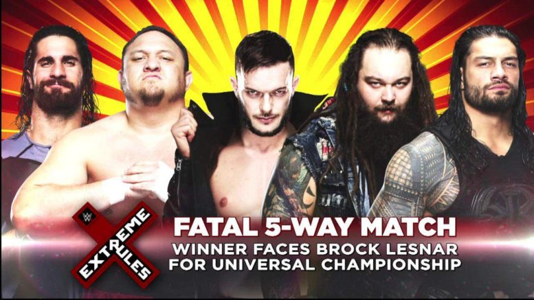 Five Reasons To Watch Wwe Extreme Rules Sunday Night