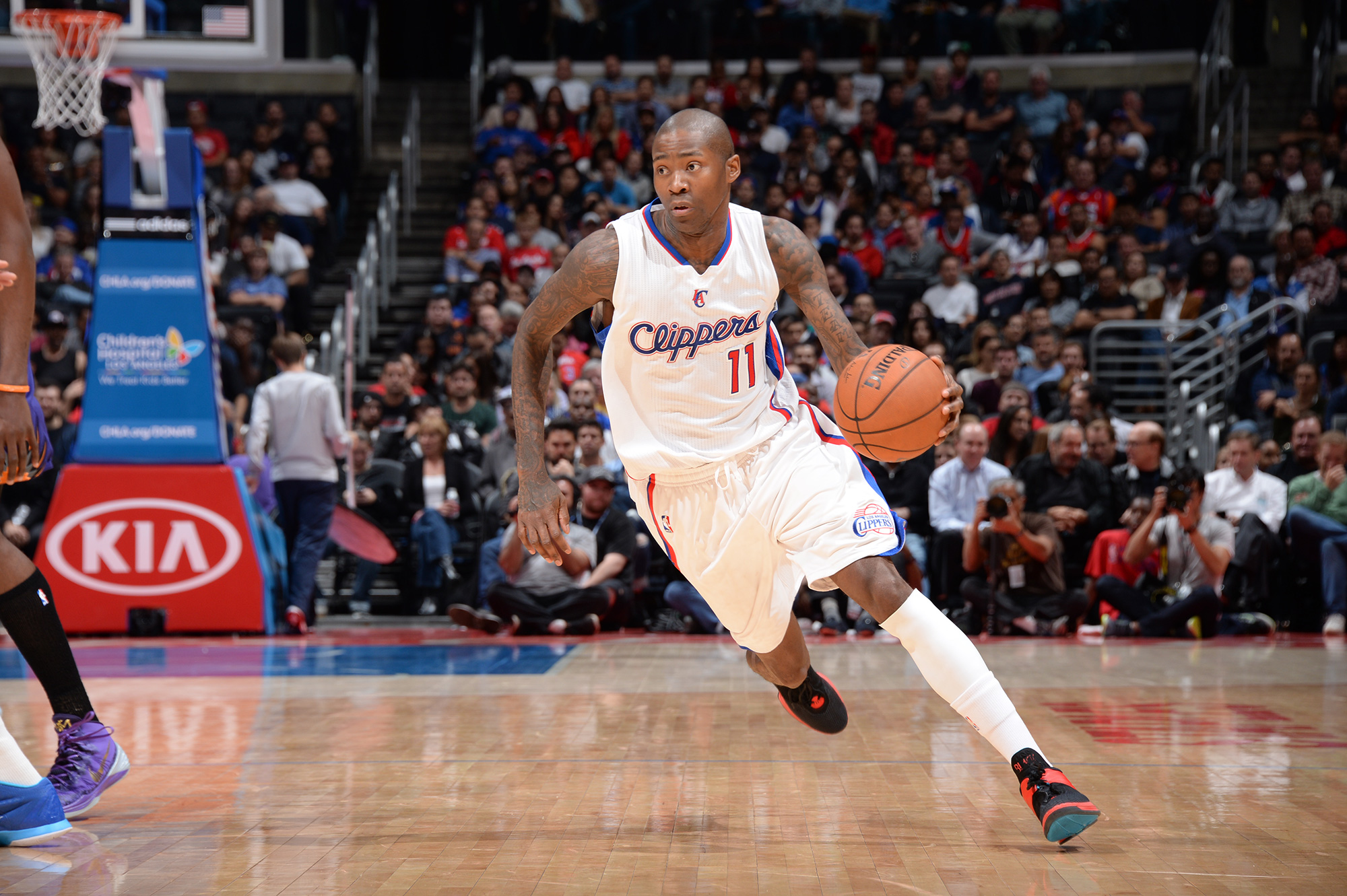Report Cavs Express Interest in Jamal Crawford
