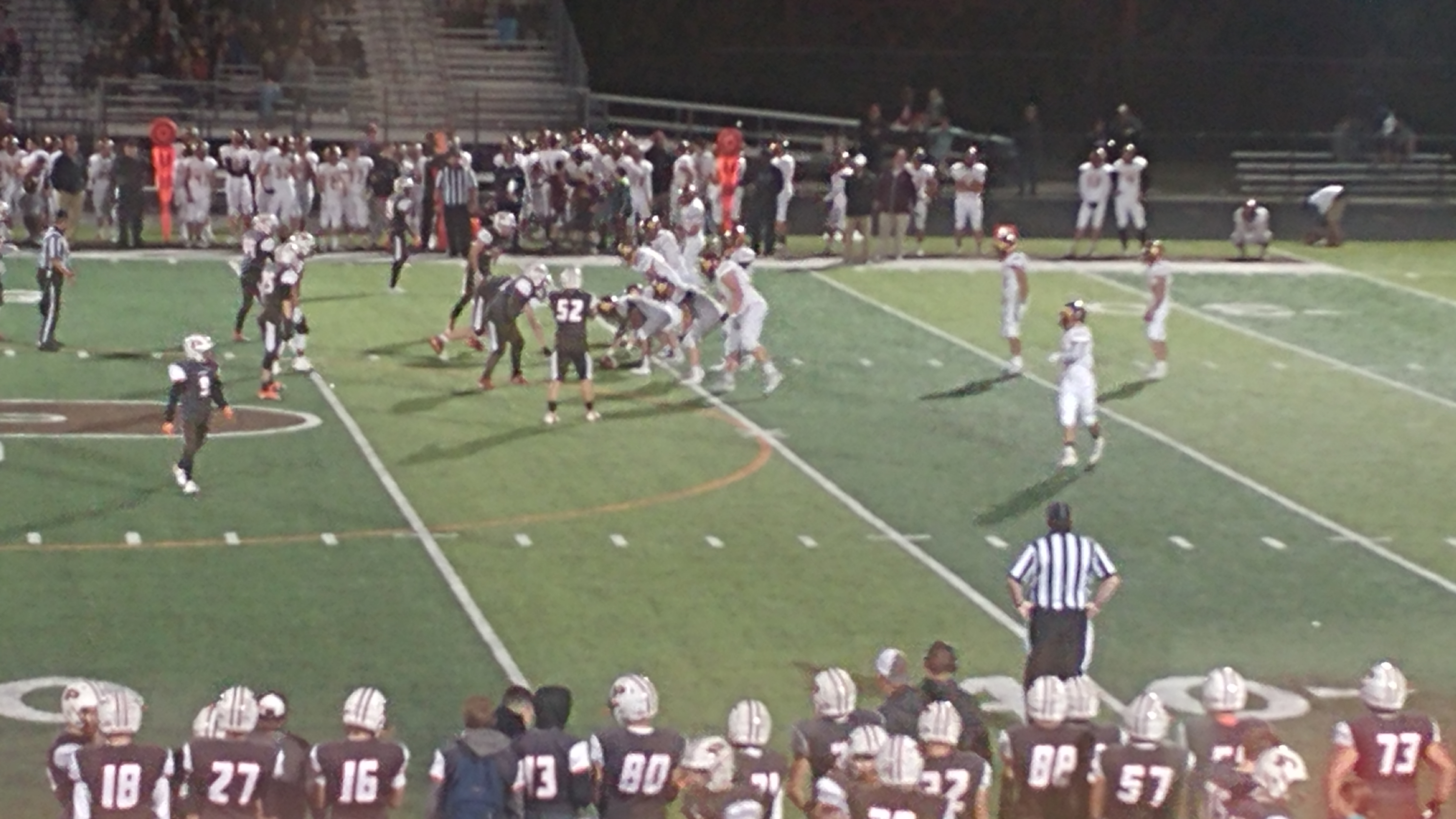 Cramer Rushes In For Three Scores Padua Defeats Walsh Jesuit 38 10