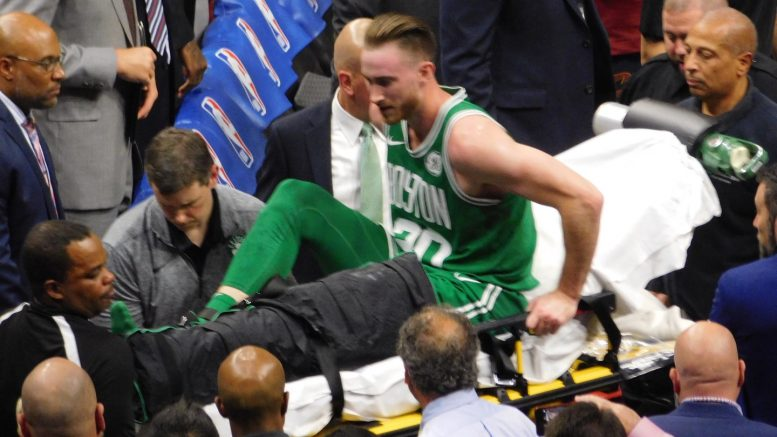Image result for gordon hayward injury