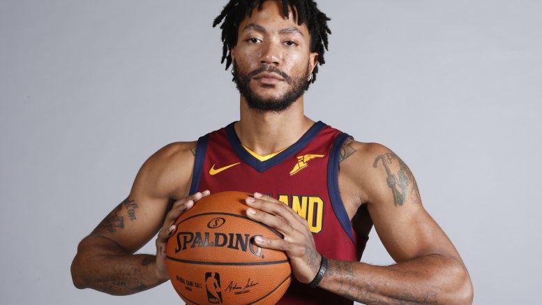 Utah Jazz Release Former Cavs Point Guard Derrick Rose