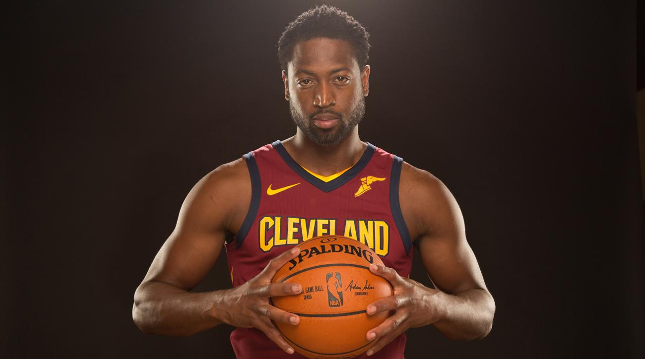 169cf2838f11 Cleveland Cavaliers  Dwyane Wade comes off bench for first time in ...
