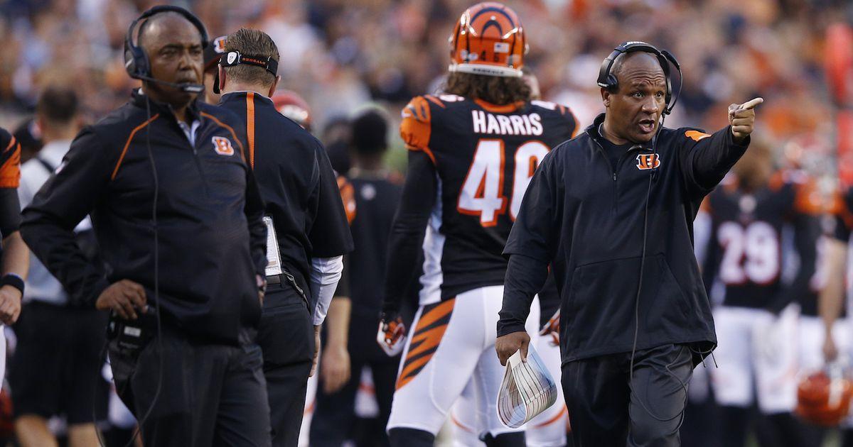 Marvin Lewis Out As Head Coach In Cincinnati; Will Hue ...