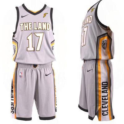 brand new 74d81 6766b cavs-gray-jersey