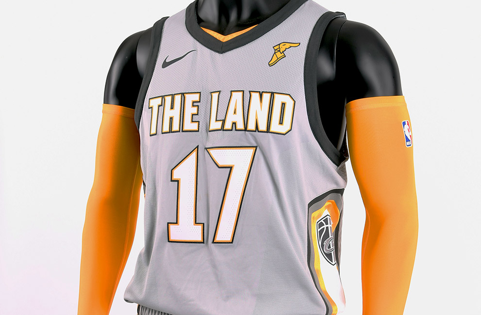 055c5b2af Cavs Release New  City Edition  Uniform - First Time Team Will Wear Gray