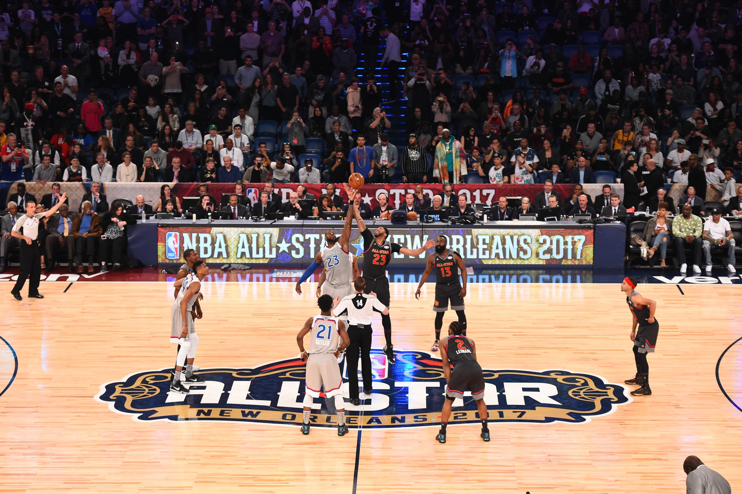 Expect Another High Scoring Affair in Sunday s NBA All-Star Game in Los  Angeles e1081f6b9