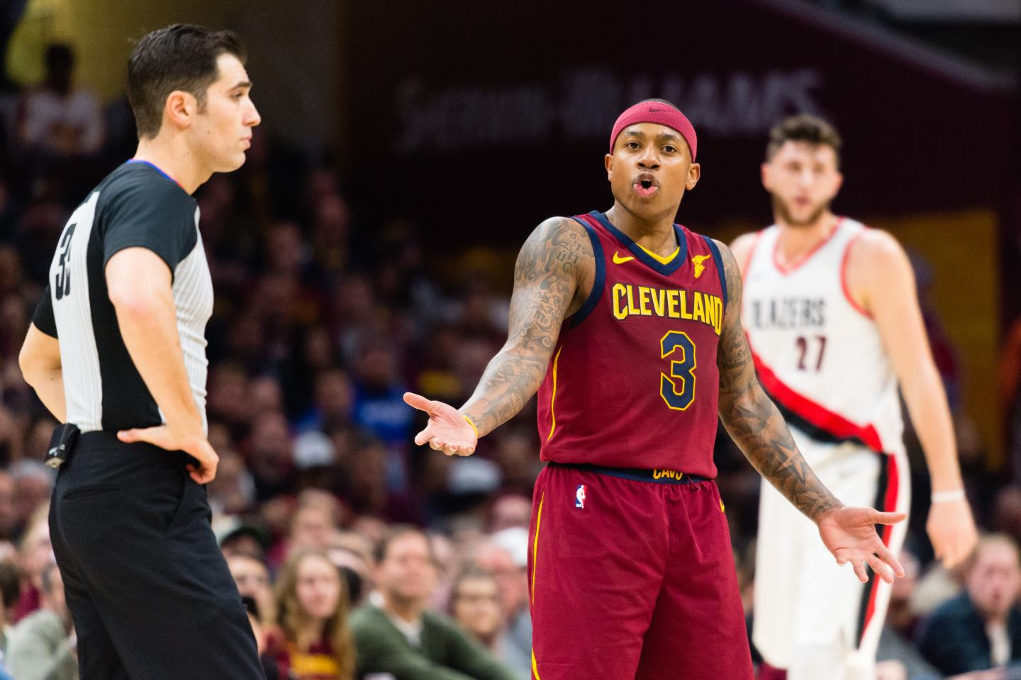 12f861be13ff Isaiah Thomas was nowhere near advertised during his extremely short tenure  with the Cleveland Cavaliers. Poor shooting