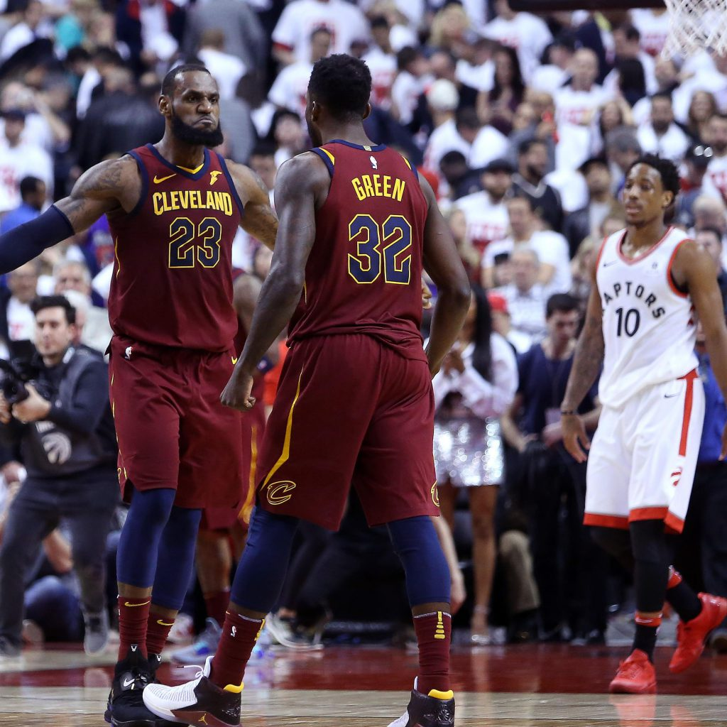 Preview: Cavs Try To Swipe Two Games In Toronto From