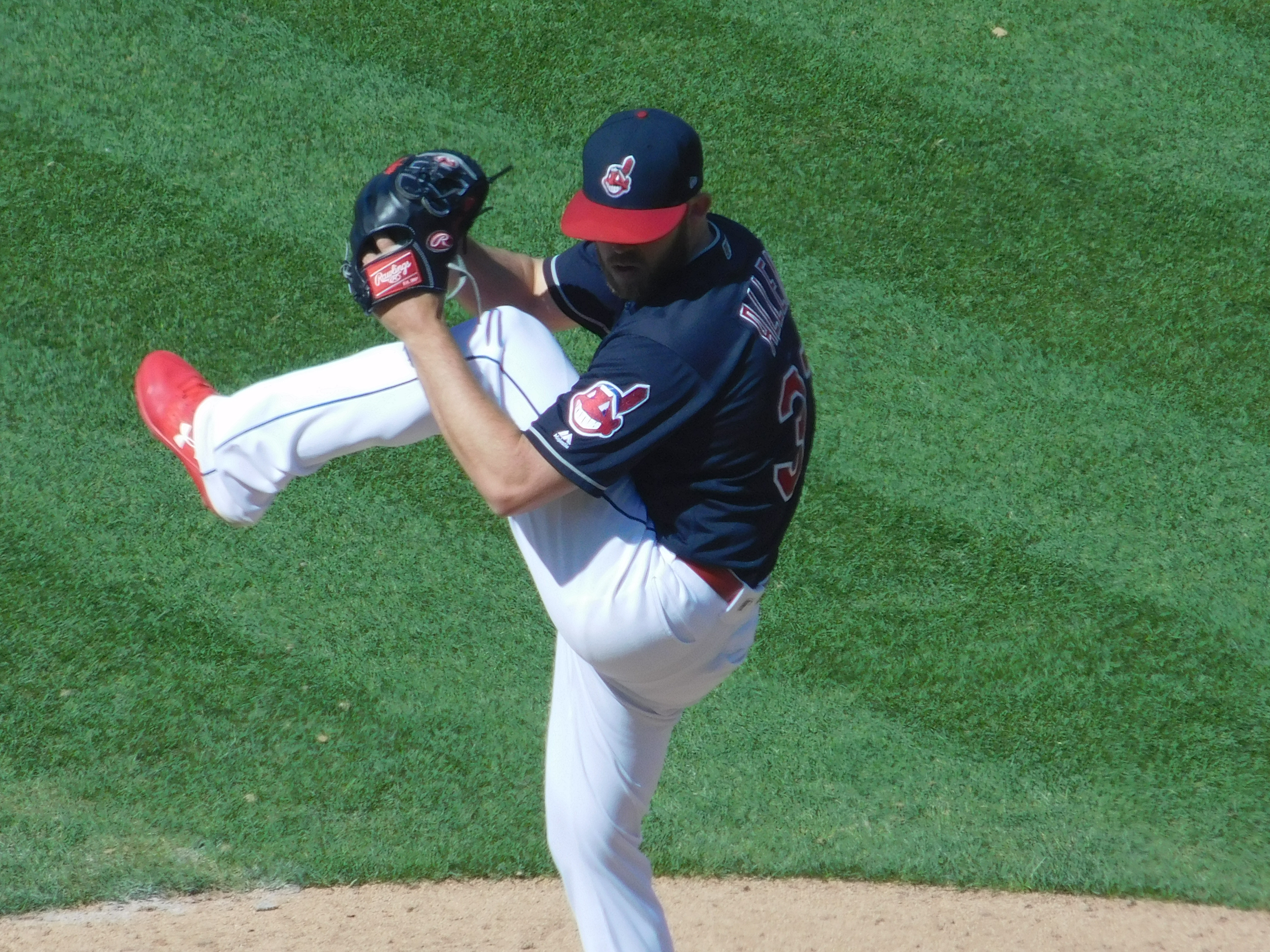 Cody Allen Takes the Blame for Indians ALDS Sweep