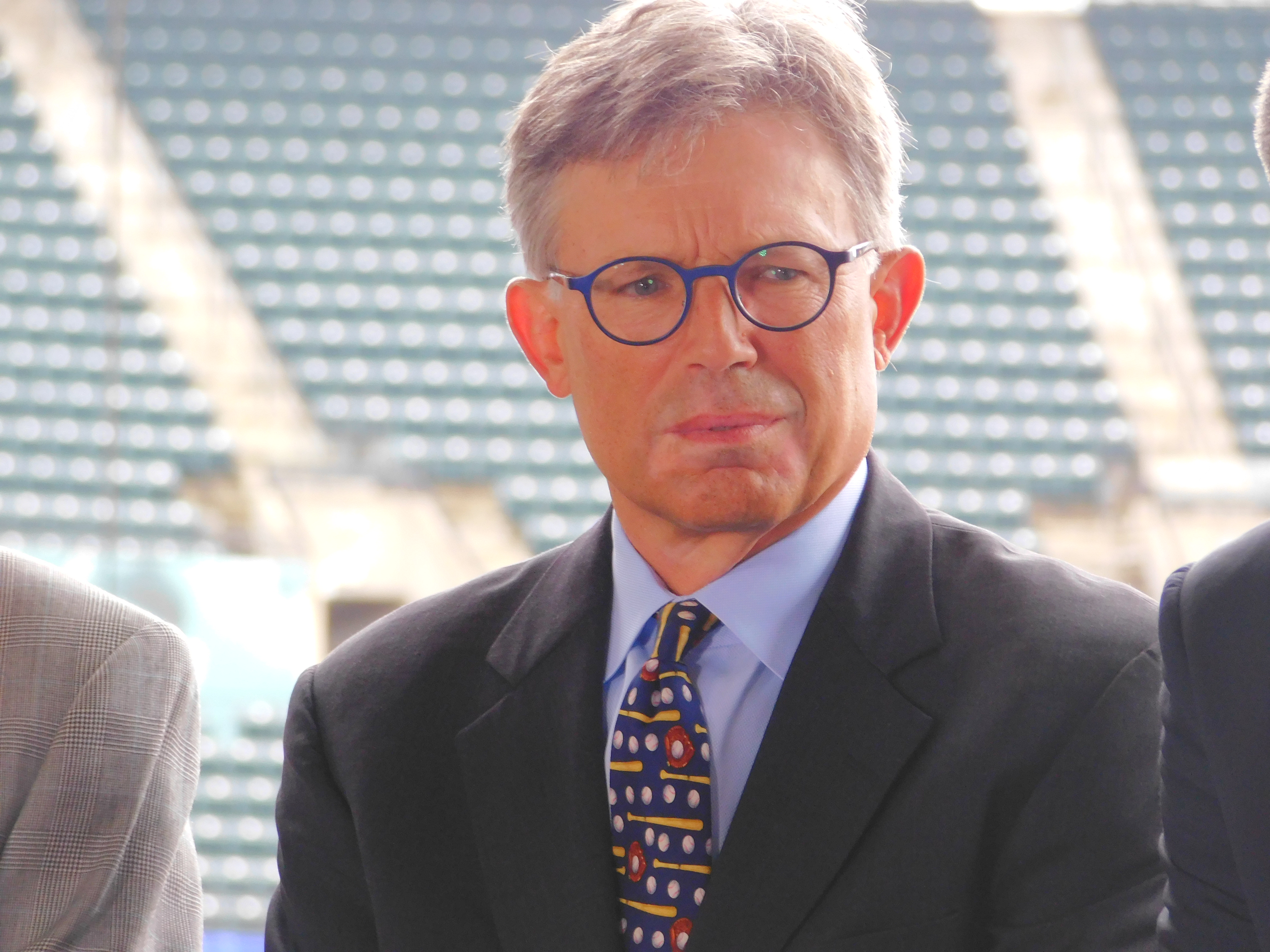 Indians Owner Paul Dolan