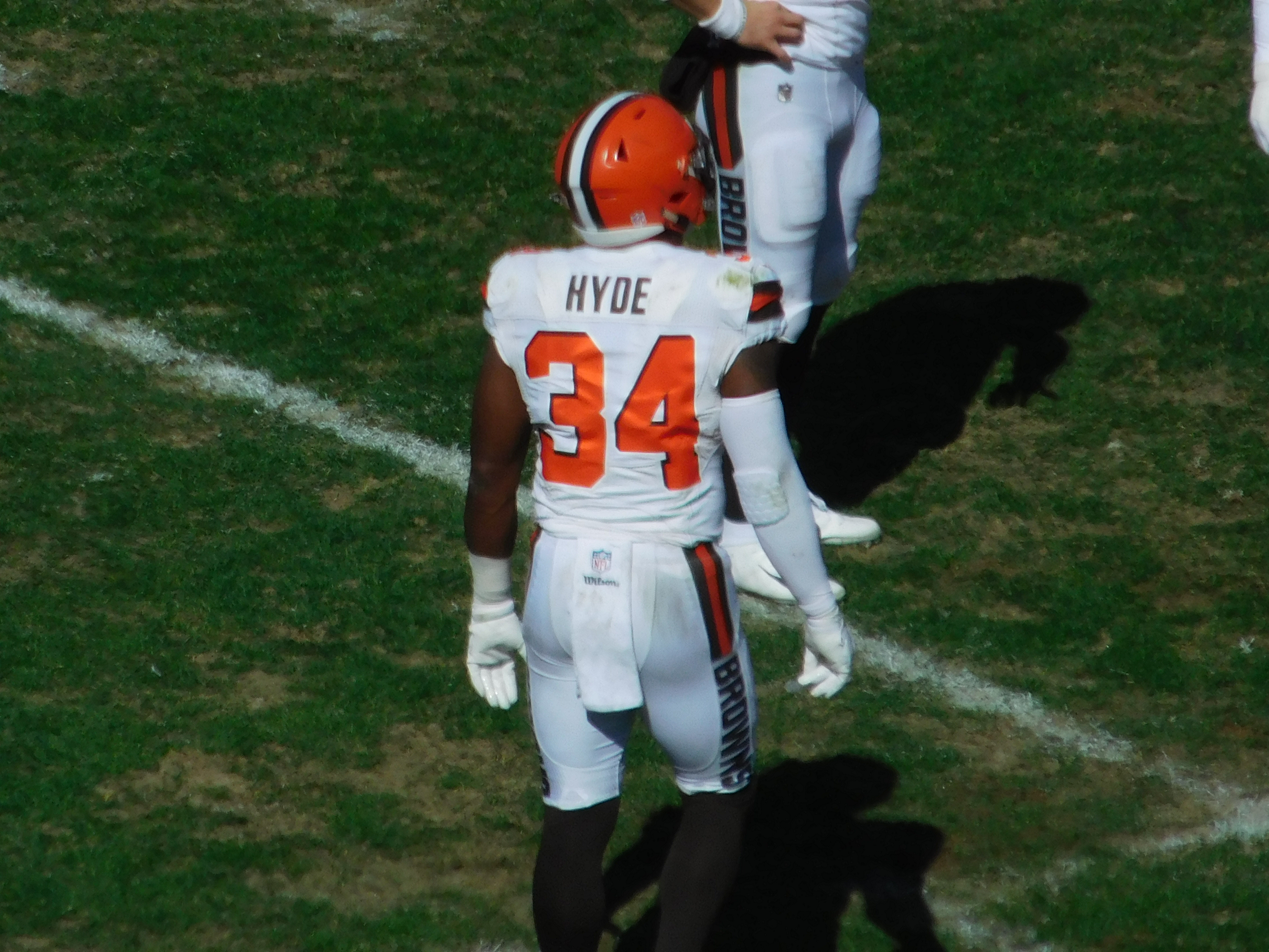 buy popular d7769 03b94 Twitter Reacts as the Browns Make a Shocking Deal to Send ...