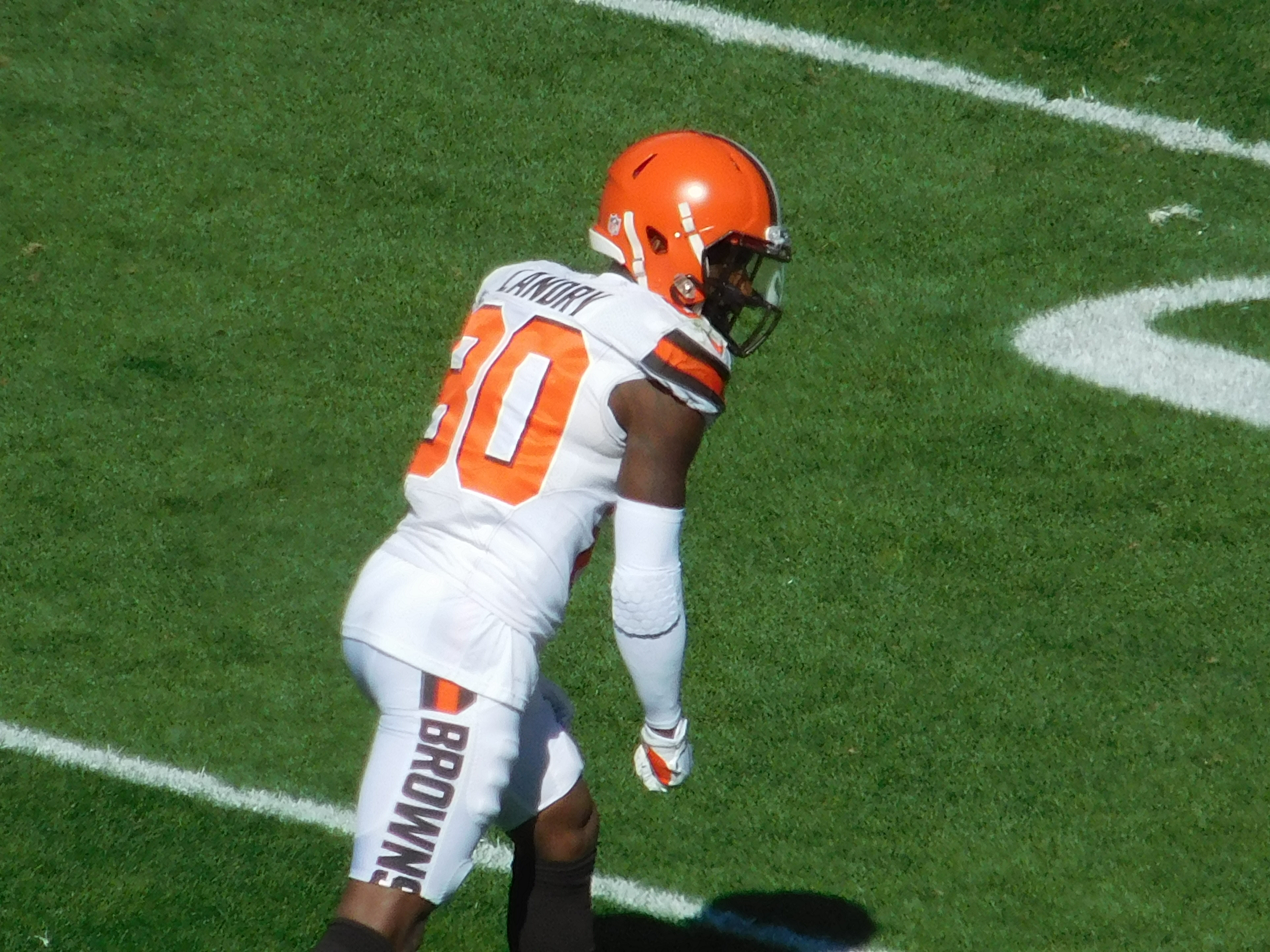 72941aea4 Browns WR Jarvis Landry Added to AFC Pro Bowl Roster