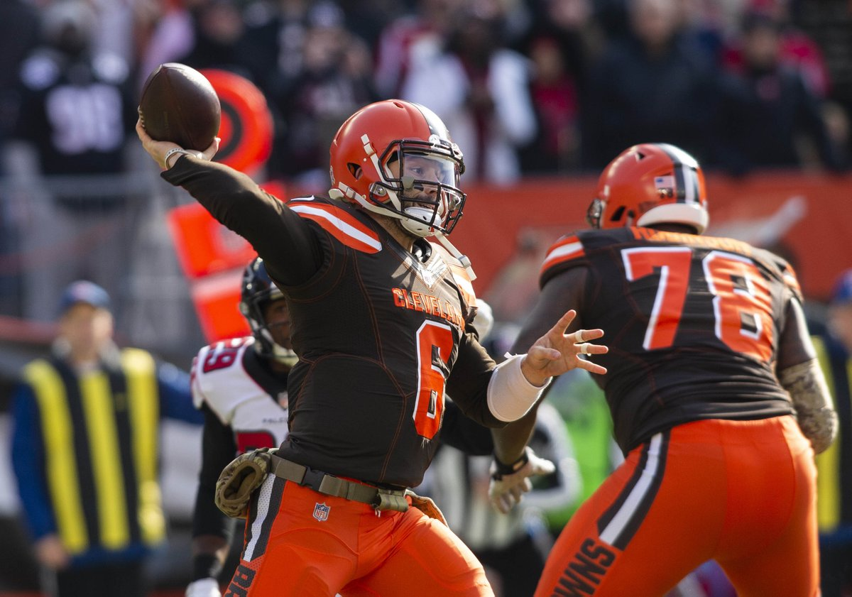 4ba042bc Three Keys: Browns host Carolina Panthers as they look to continue ...