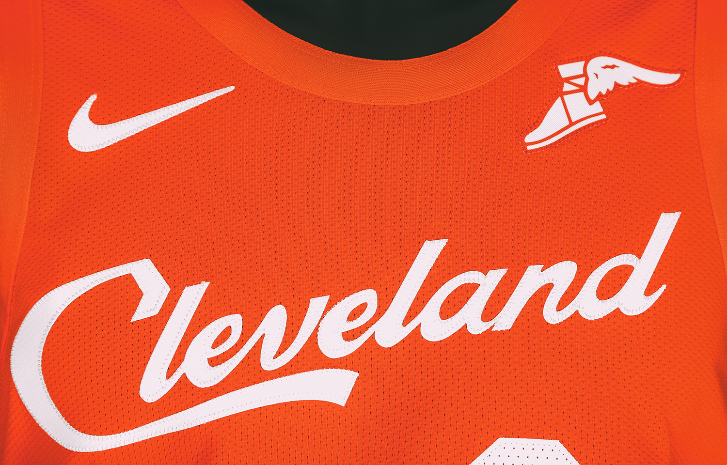 "8c6077650 The Cavaliers on Thursday unveiled their new ""Cleveland City Edition Uniform  and Court"" for this season"