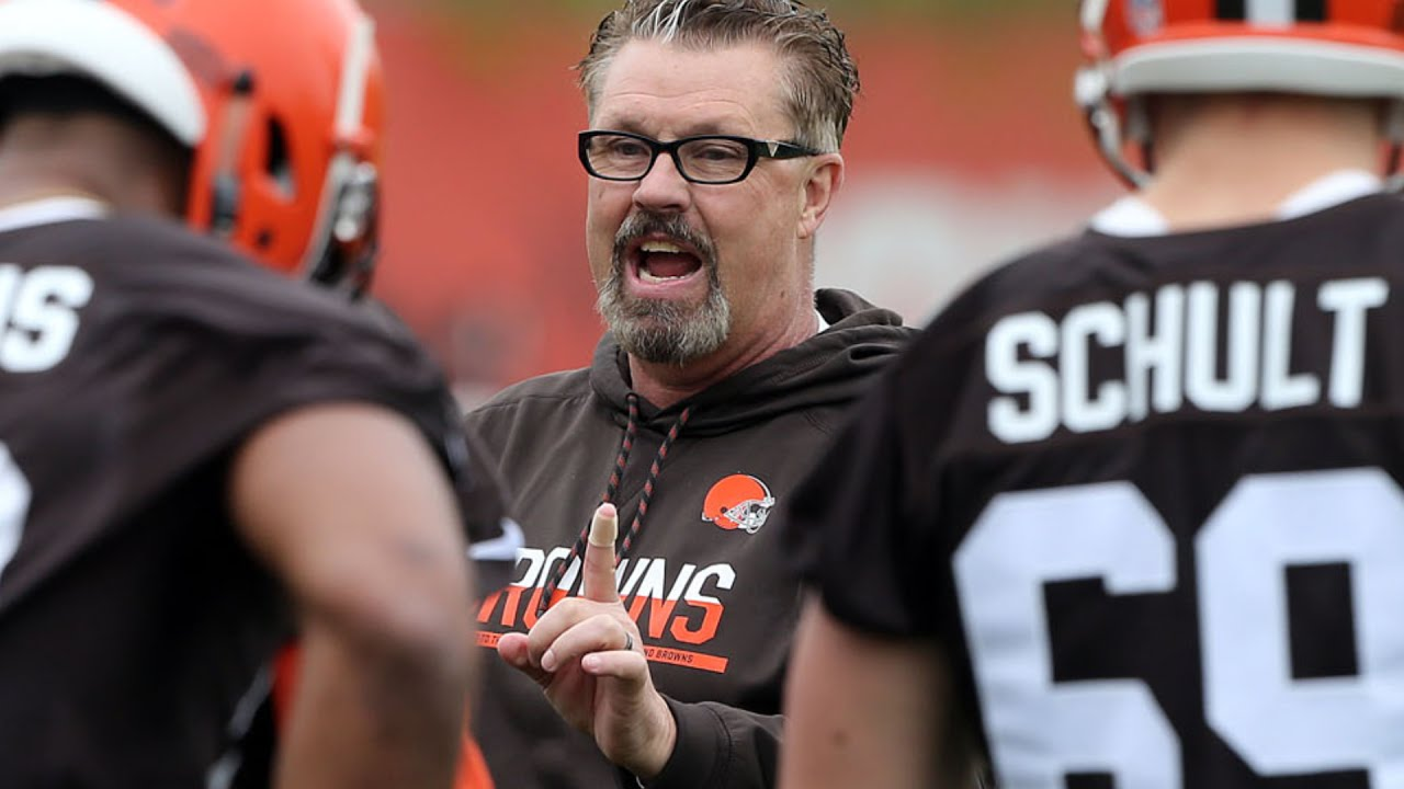 Browns Interim Coach Gregg Williams Clarifies Comments About