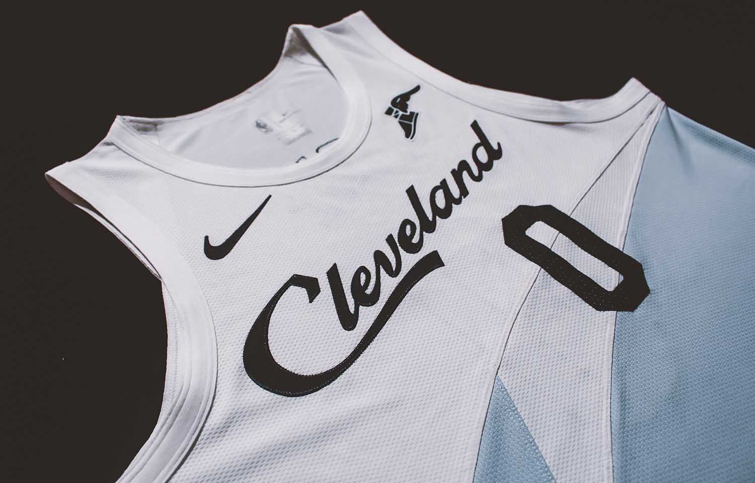 563b7db64f7b On Wednesday, the Cleveland Cavaliers gave the fans of the Wine and Gold a  little surprise as they unveiled their powder blue and white Earned Edition  ...