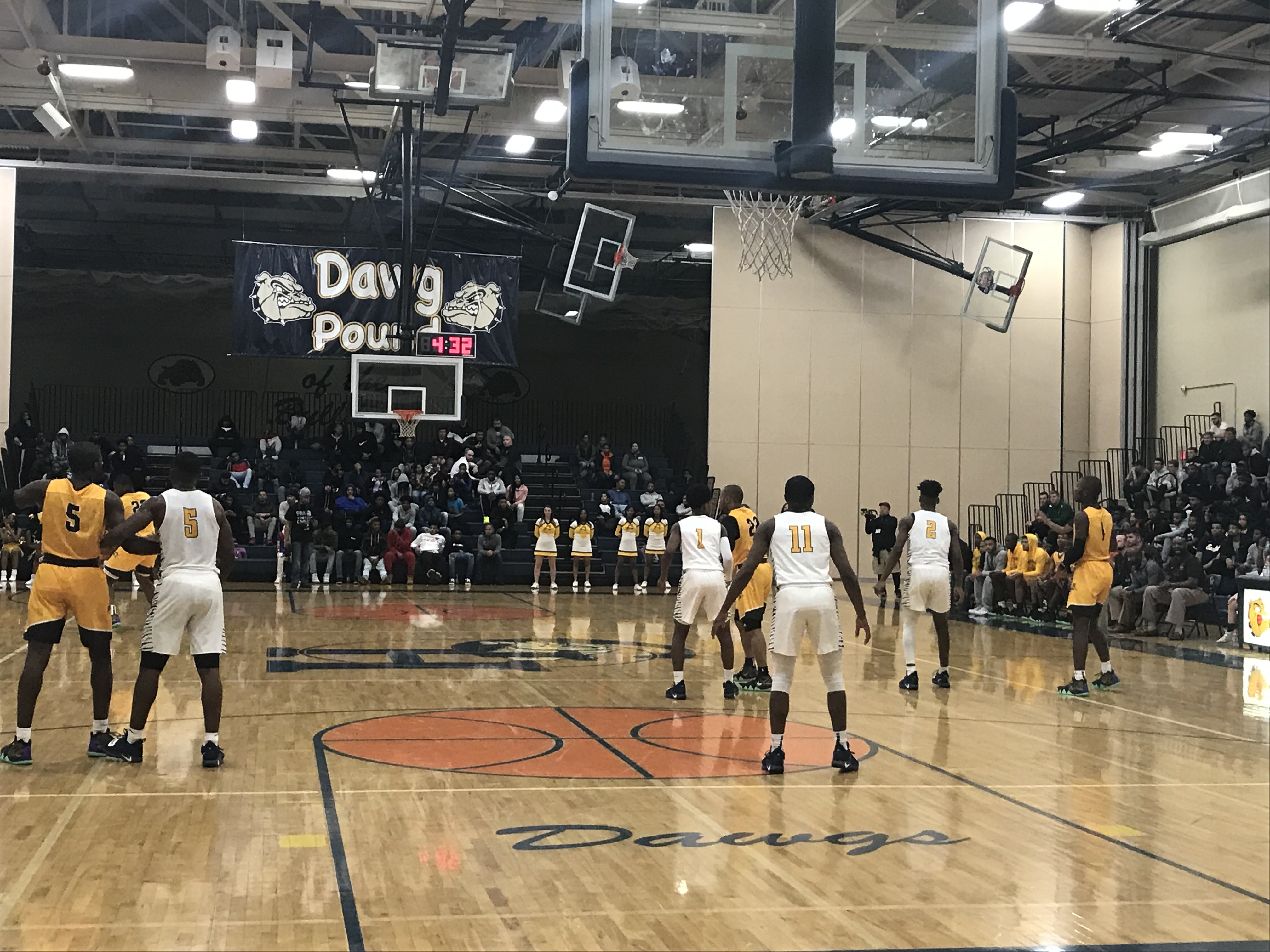 Neo Youth Elite Christmas Classic Brush Defeats Warrensville Heights 82 60