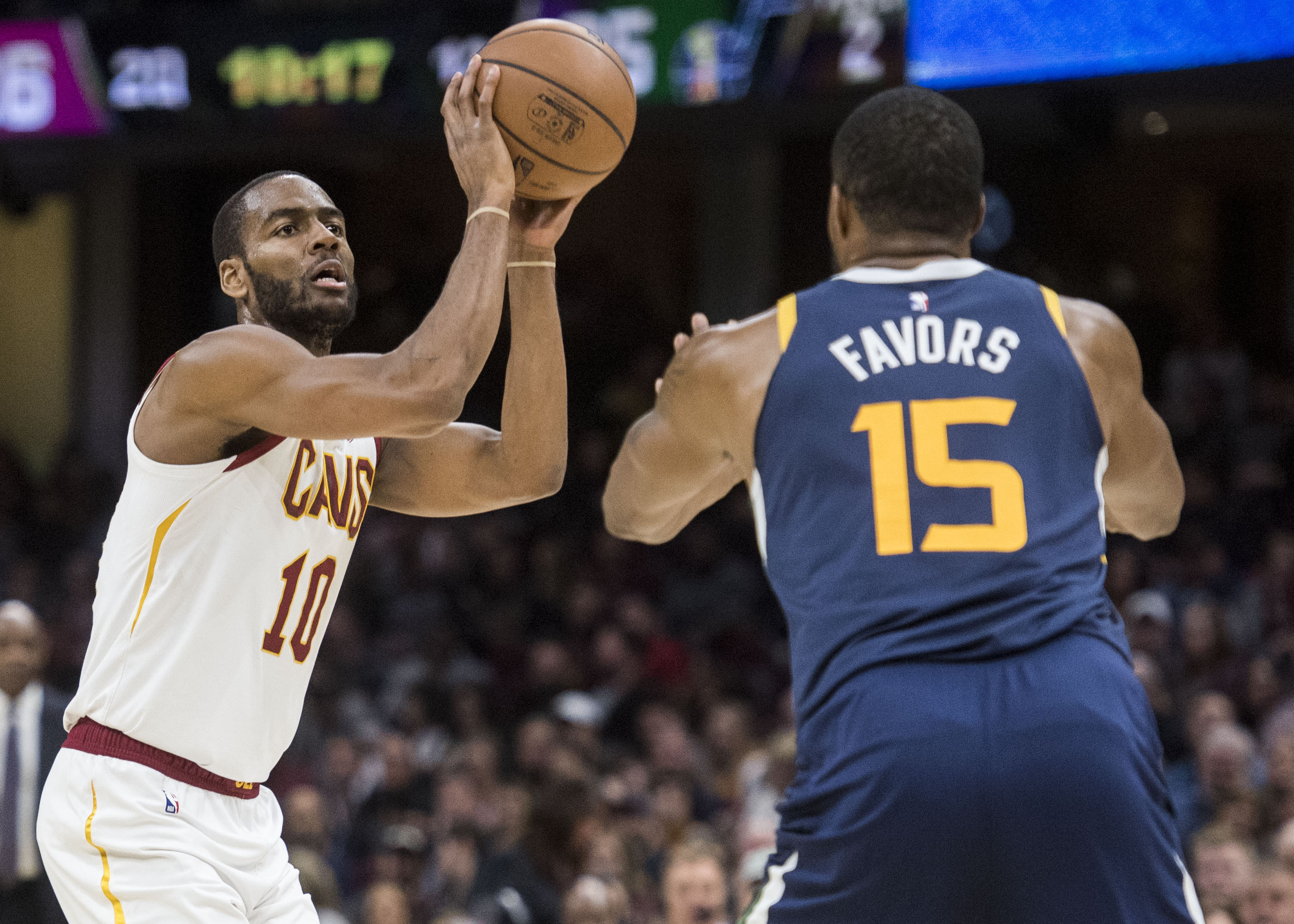 Cavs Nearing Deal to Send Alec Burks to Houston Rockets