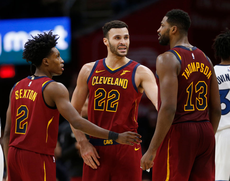 The Cavs Future Is Bright, As Long As Koby Altman Pushes ...