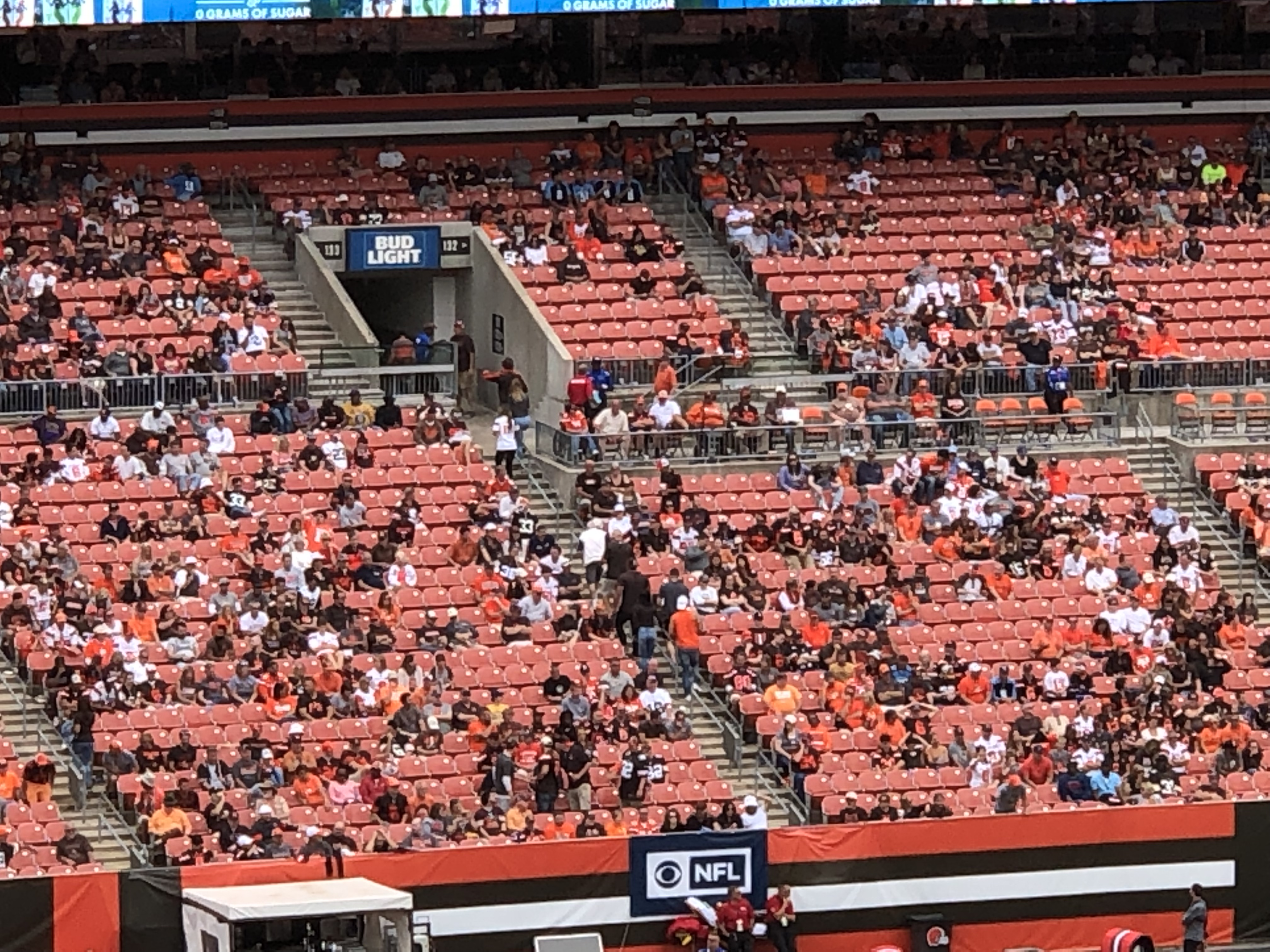 Browns Football - The Morning After