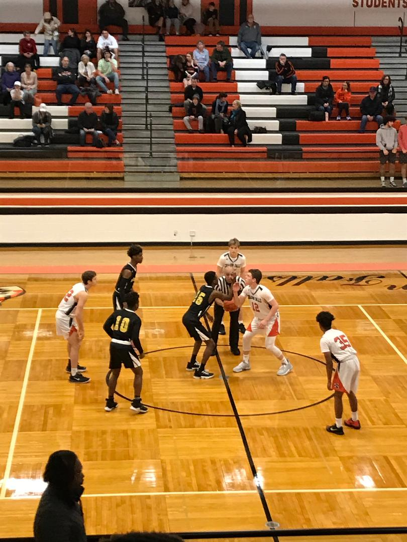 Tigers Make Statement | Geauga County Maple Leaf  |Chagrin Falls Tigers