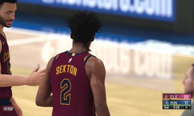 NBA 2K21- Collin Sexton